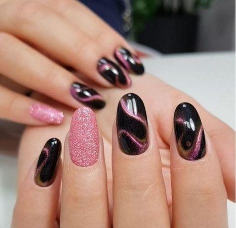 Cat Eye Nails, la nuova tendenza della nail art