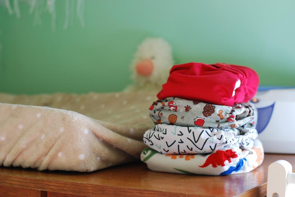 Pannolini sporchi lavabili, dove li metto