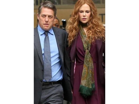 The Undoing: i cappotti di Nicole Kidman