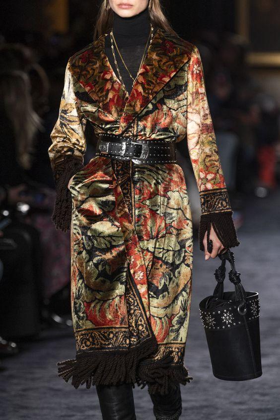 i cappotti di Nicole Kidman