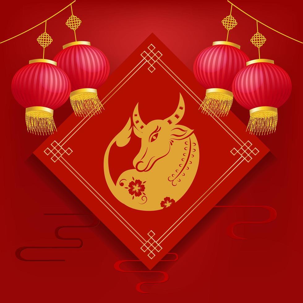 Capodanno cinese 2021: l'anno del Bufalo o Bue