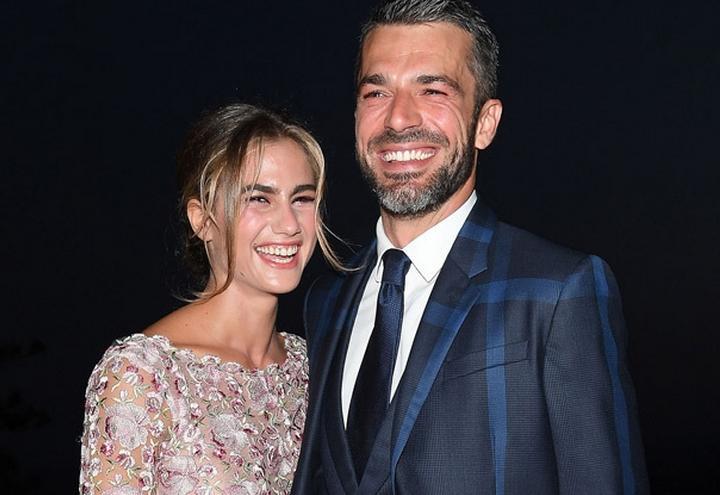 i matrimoni vip del 2021- Marino e Argentero