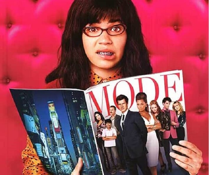 serie tv anni 2000 - ugly betty