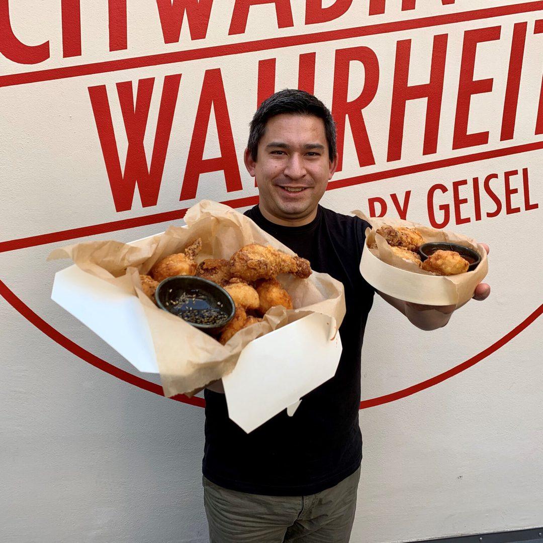 I migliori ristoranti delivery della Baviera