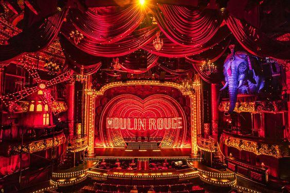 Moulin Rouge!, il musical del 2001