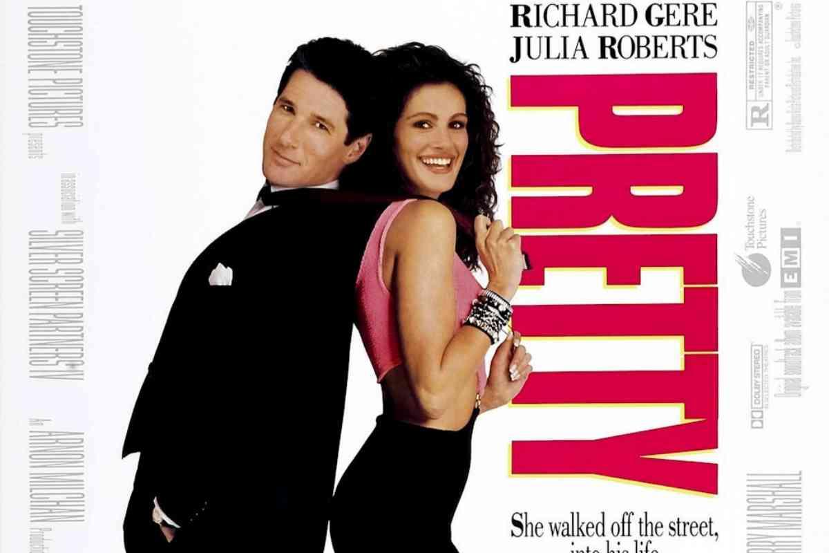 Pretty Woman, il famosissimo film del 1990