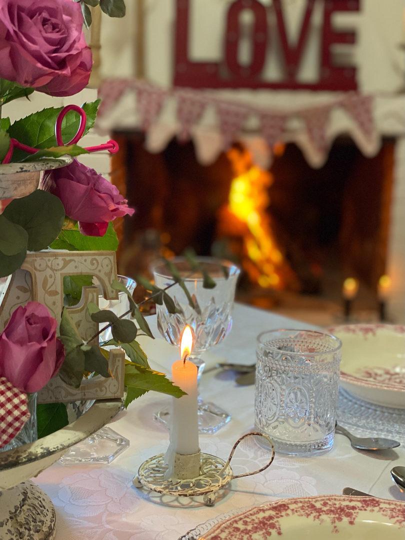 Come preparare la tavola per San Valentino