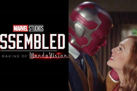 Marvel Studios Assembled - The making of Wanda Vision
