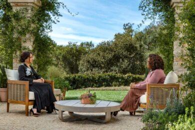 Meghan intervista CBS