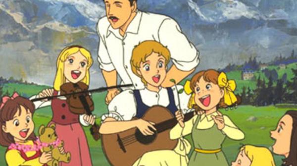 cantiamo insieme - Cartoni animati ispirati ai romanzi