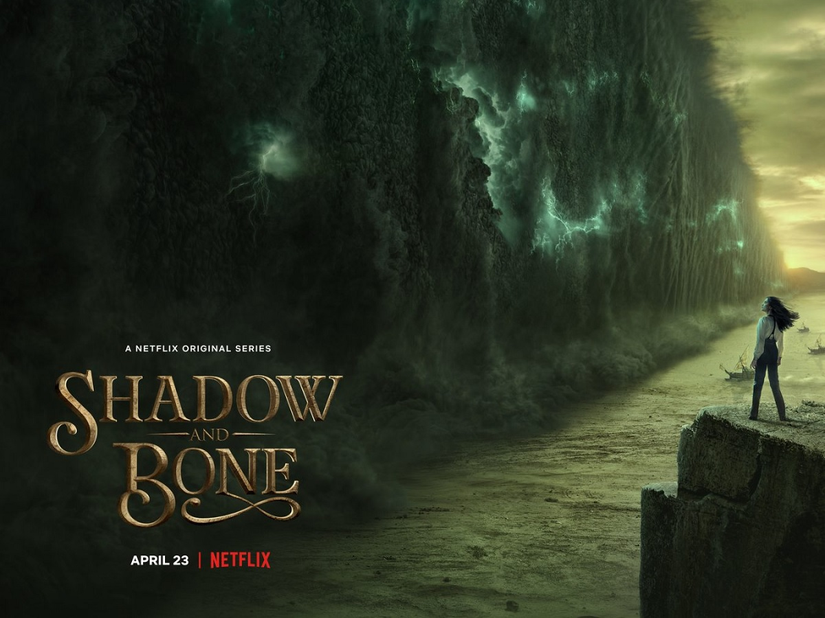 tenebre e ossa - Netflix aprile 2021