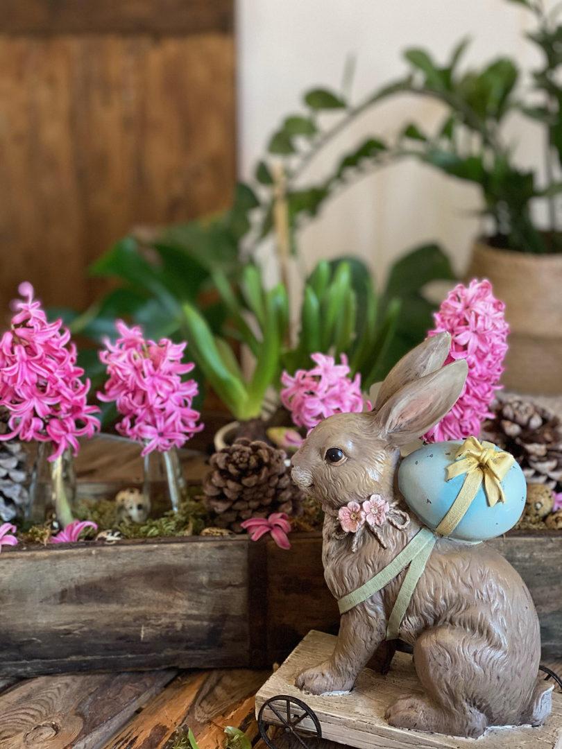 decorare la casa a Pasqua