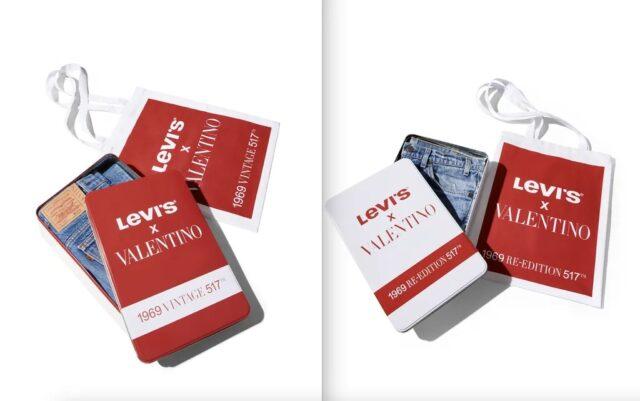 Valentino x Levi's