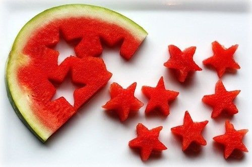 Food art per bambini