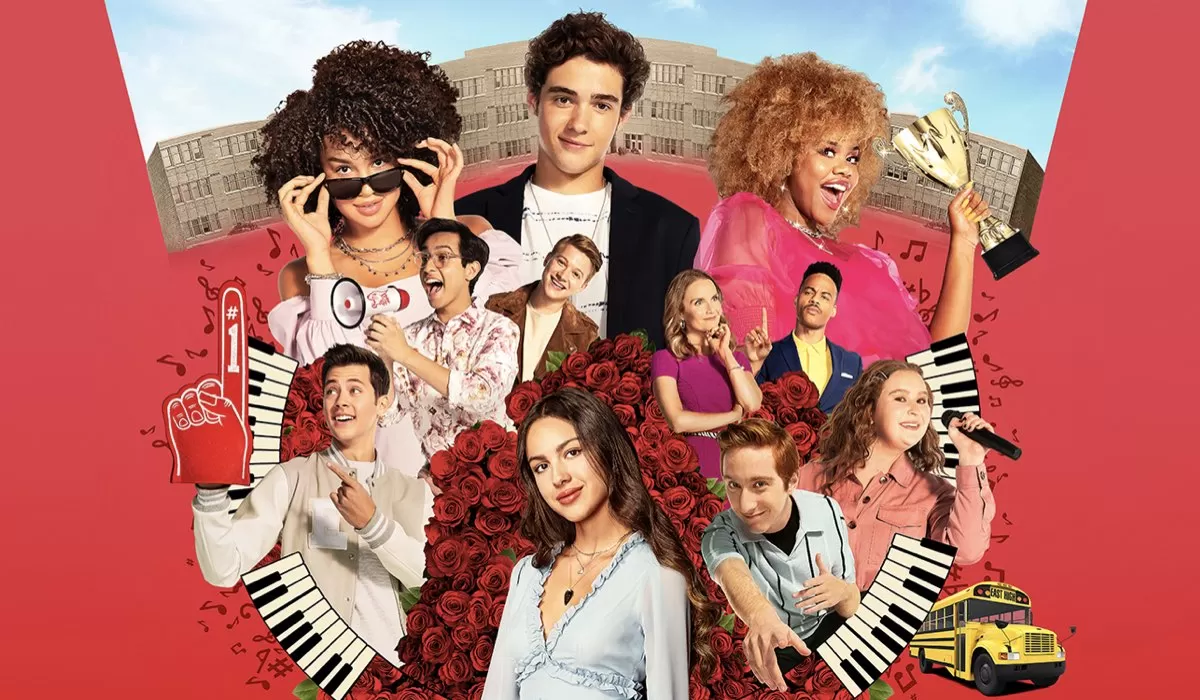 High School Musical: The Musical: La serie2