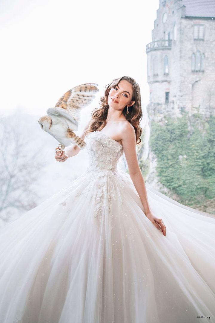 Allure Bridals x Disney