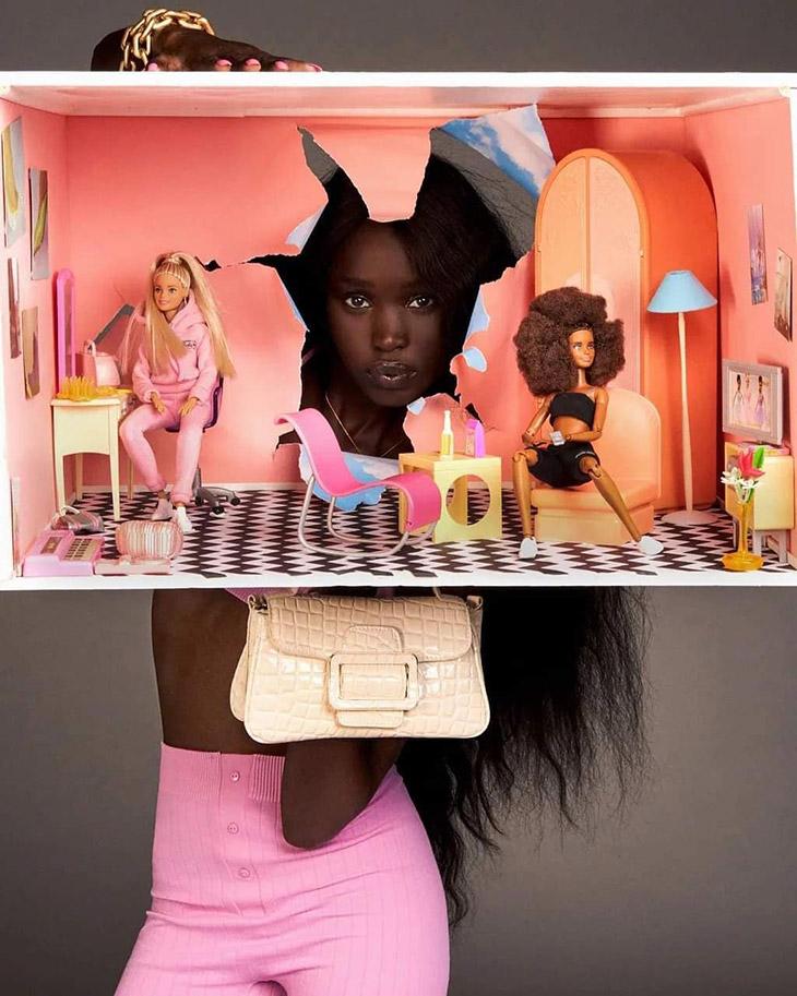 Barbie x Zara