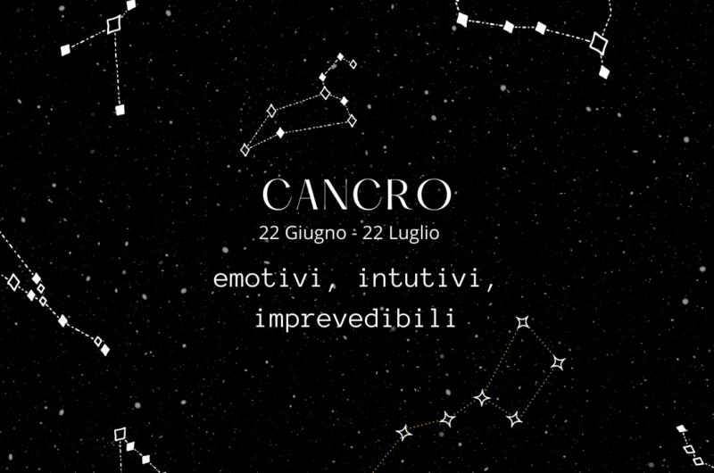 cancro-segno zodiacale