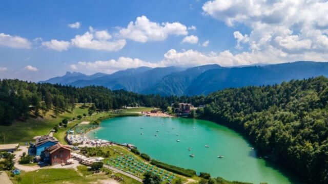 Spiagge Trentino Alto Adige 2021