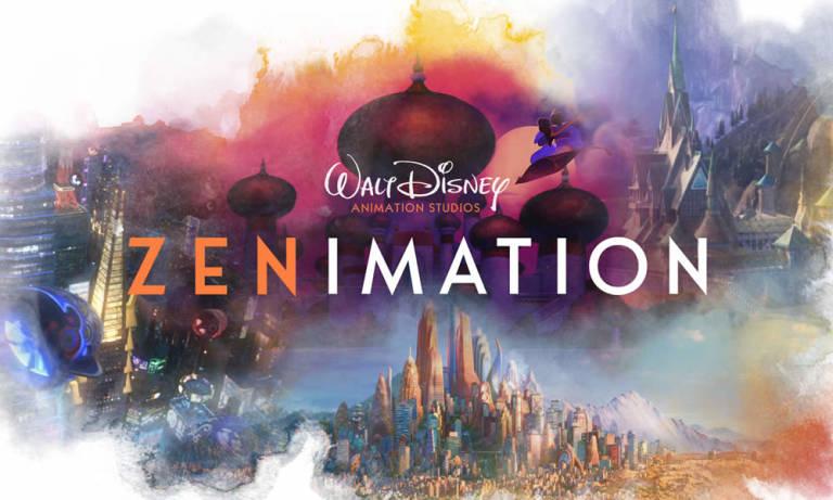 Zenimation - disney plus giugno 2020