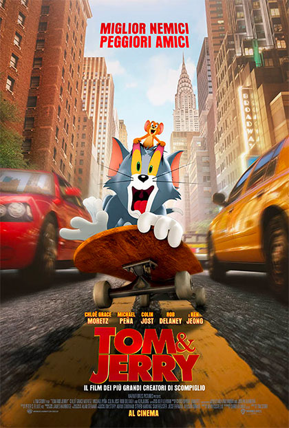 Tom & Jerry il film