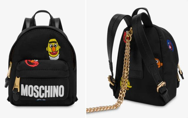 Moschino x Sesame Street