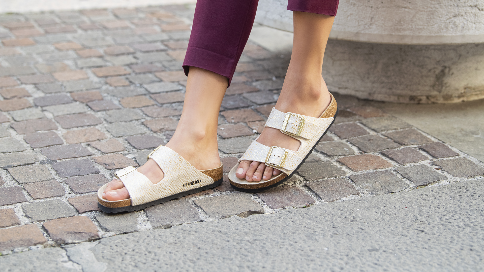 Birkenstock -sandali 2021