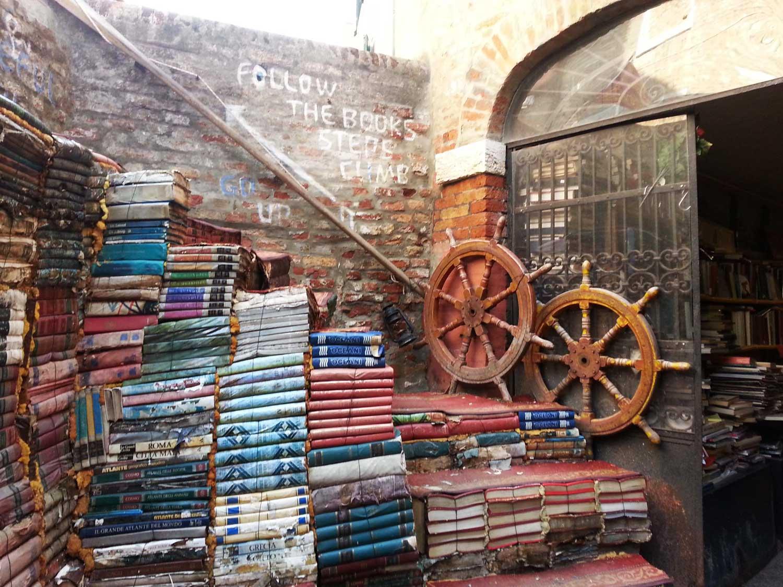 Le librerie più belle del mondo Venezia