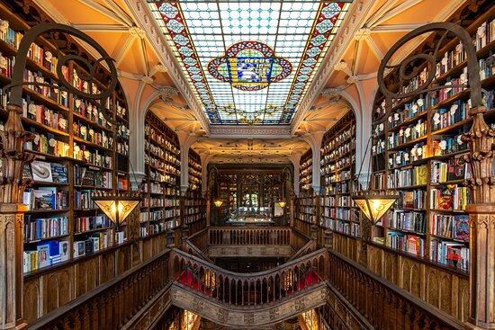 Le librerie più belle del mondo Portogallo