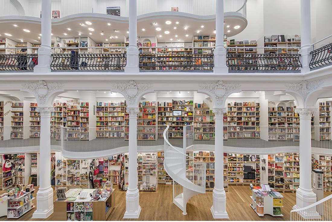 le librerie più belle del mondo, Romania