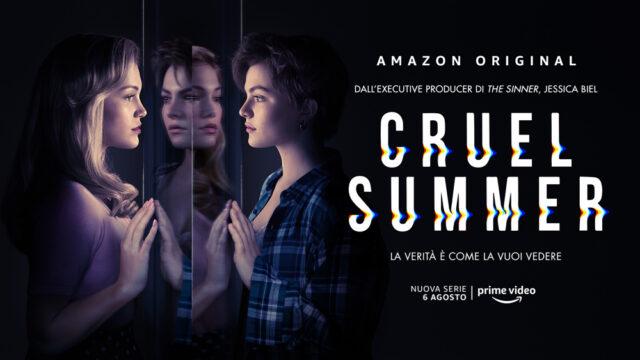 Amazon Prime Video agosto 2021