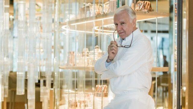 Alain Ducasse - chef stellati