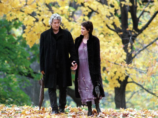 Autumn in New York - Richard Gere