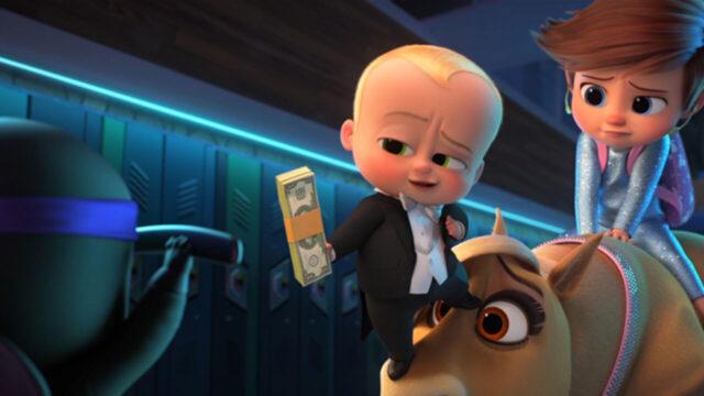 BABY BOSS 2 - AFFARI DI FAMIGLIA. 7 ottobre al cinema