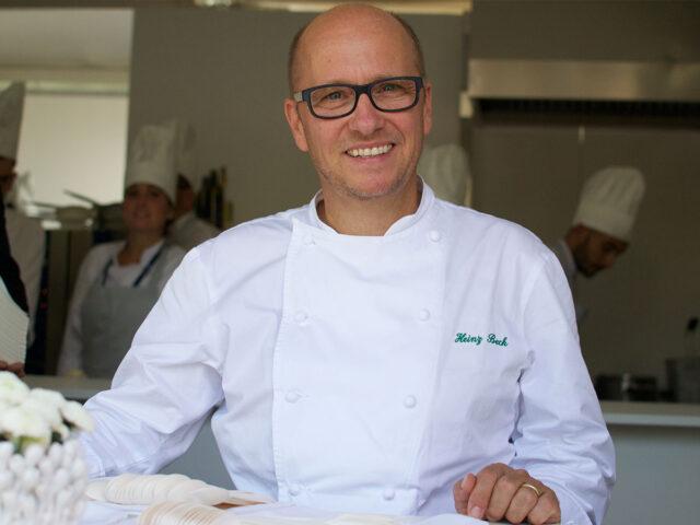 Heinz Beck - Chef Stellati