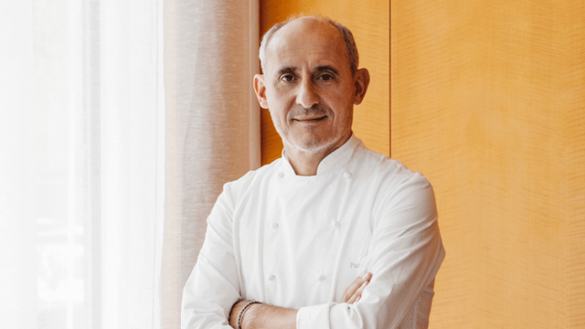 Paco Perez - Chef Stellati