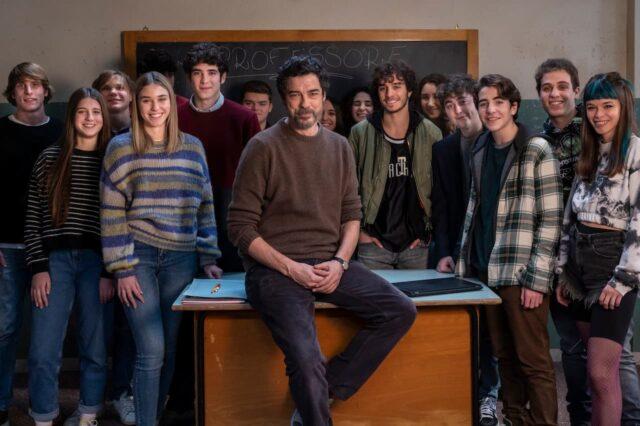 UN PROFESSORE serie tv 2021 alessandro gassman