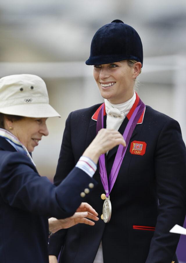 royal family campioni olimpici