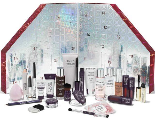 Calendario dell'avvento beauty 2021