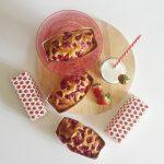 plumcake fragole