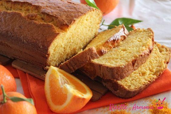 Plumcake alle clementine
