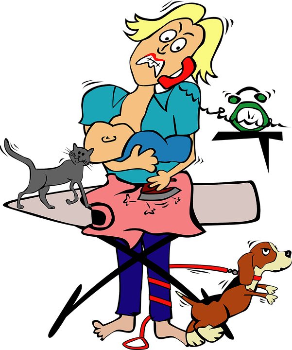 lavoro o famiglia