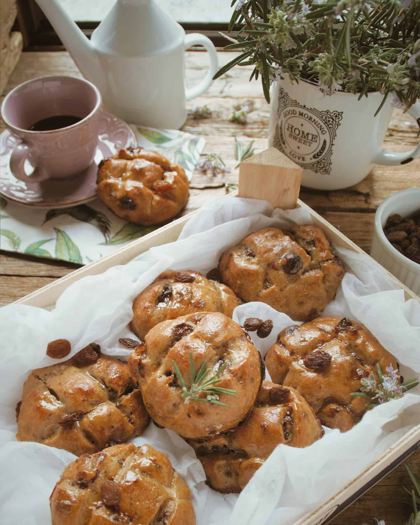 Pan di ramerino dal sapore antico