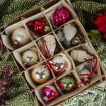 organizzare decorazioni natalizie