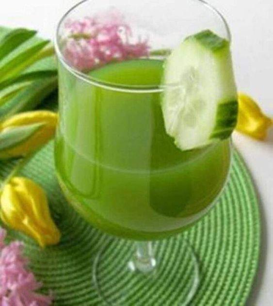 succo di cetriolo