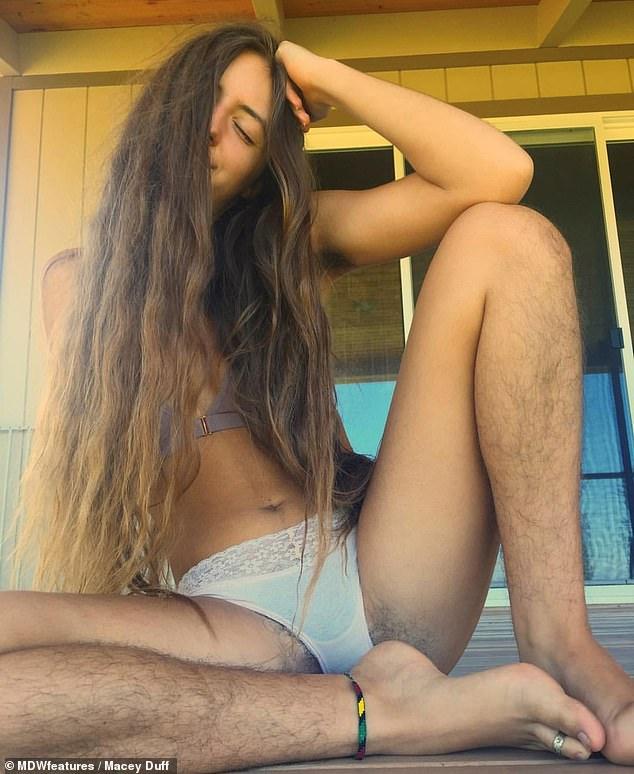 Hairy movement