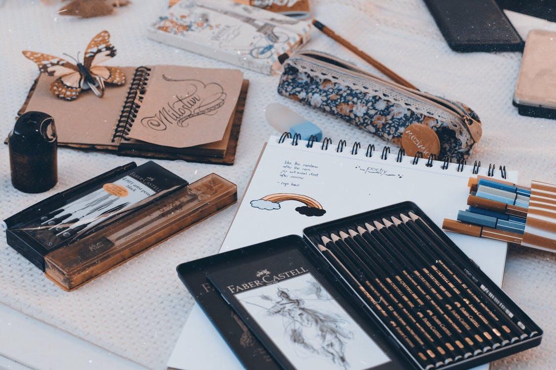 bullet journal gli accessori