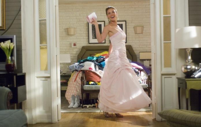 Katherine Heigl - 27 volte in bianco