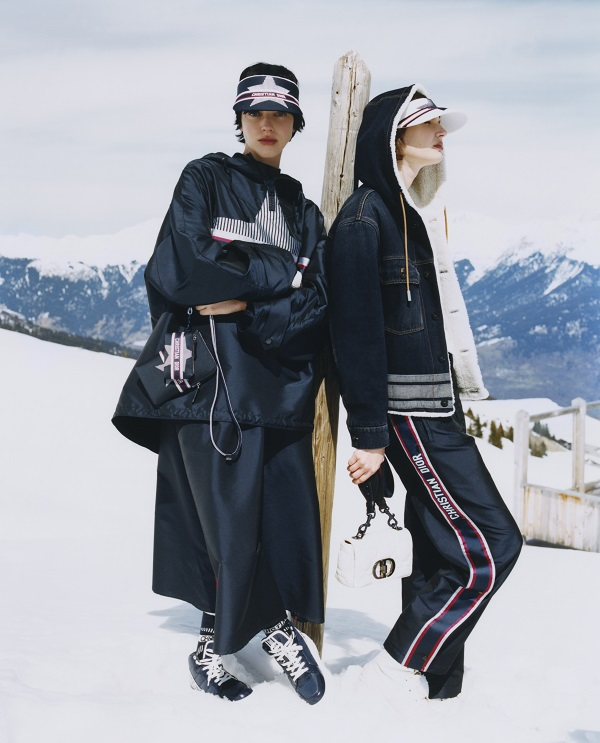 Dior capsule collection