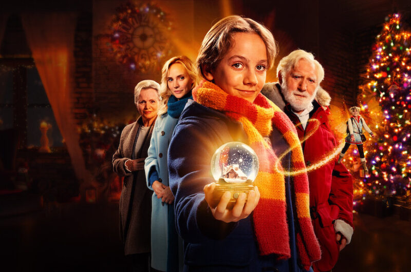 La famiglia Claus, film natale netflix